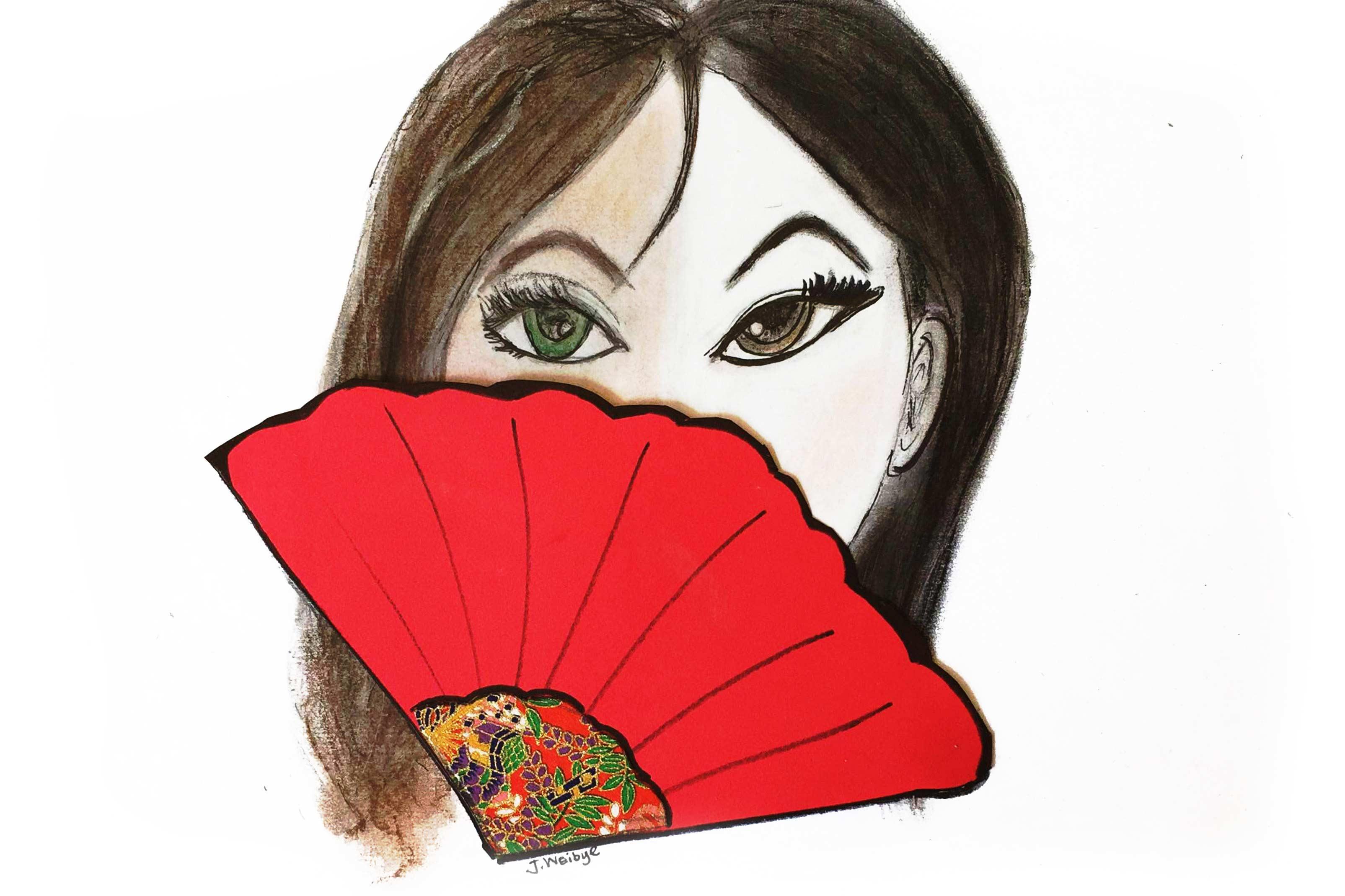 Illustration by Jacqueline Weibye