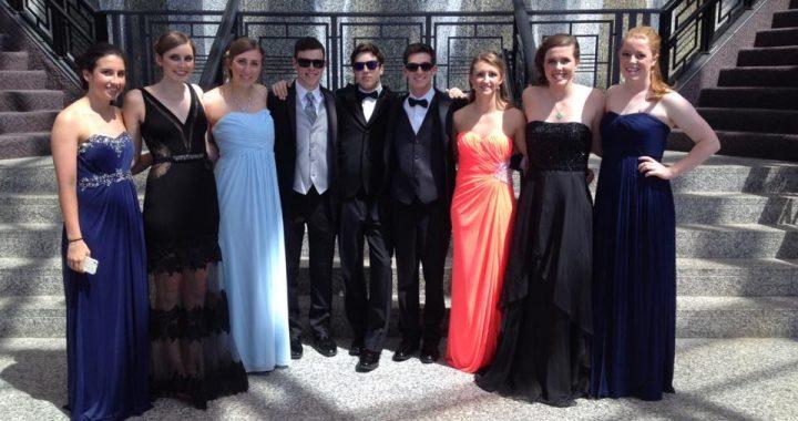 Class of 2015 Walks the Runway at Senior Fashion Show
