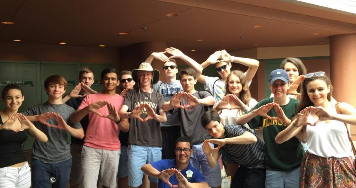 DECA Goes to International Career Development Conference