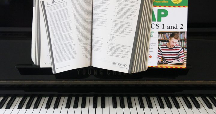 A Musical Career… in High School?