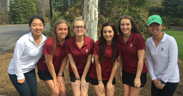 Girls Golf Finishes Strong