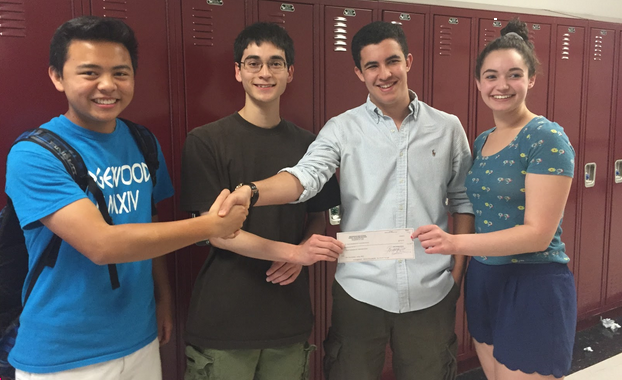 Latin reaches out to Cambodia Club