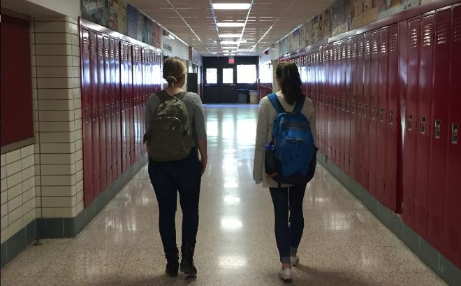 Studies Show Freshman Are Getting Slower in the Hallways