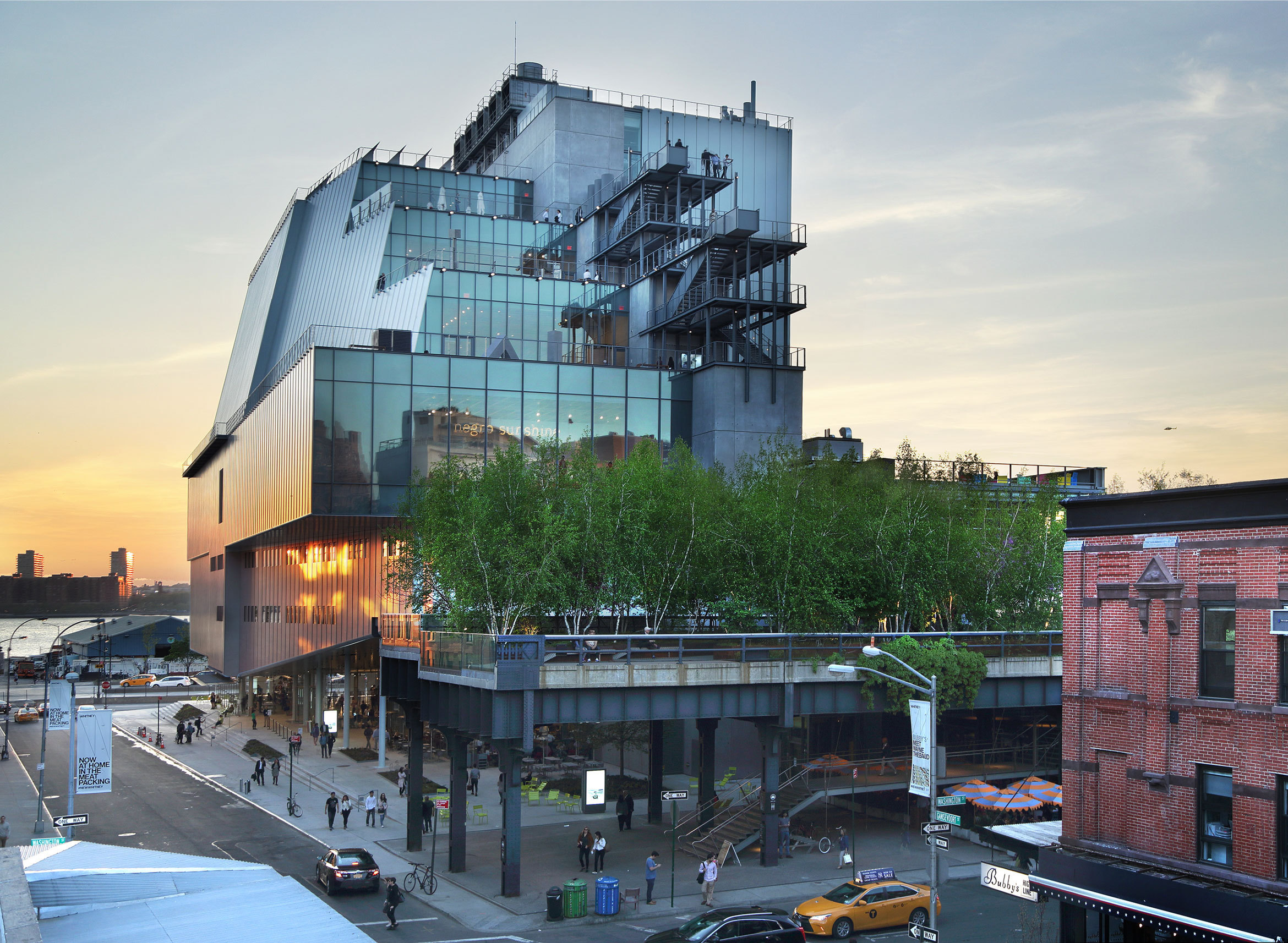 The Whitney Museum Expands to Greenwich Village
