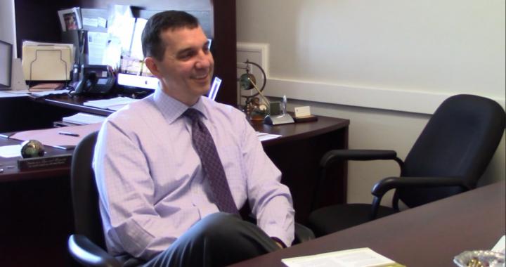 An Interview with RHS Alumnus Dr. Gorman
