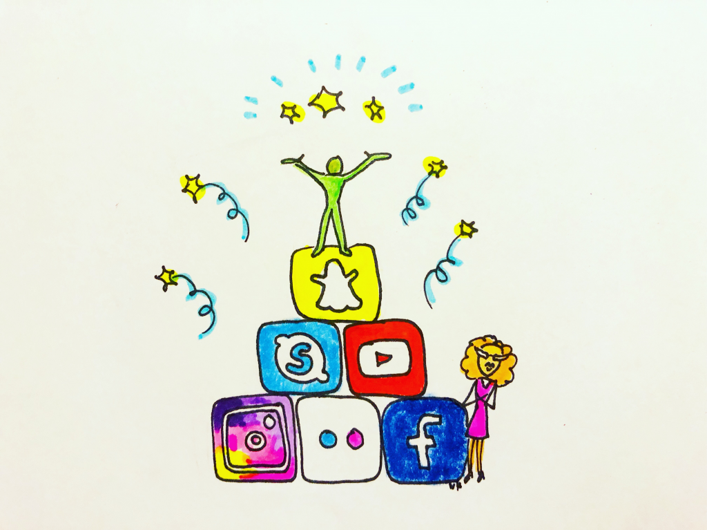How Teachers Can Find Time For Social >> Social Media Teachers And Students Weigh In Rhs High Times