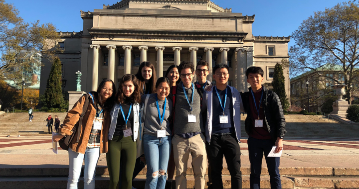 RHS High Times Vlog – Columbia University Scholastic Press Association Fall Conference