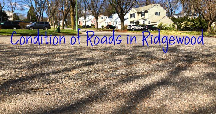 Roads Wreak Havoc in Jersey