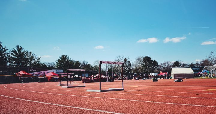 Ridgewood Track & Field: Staying on Track at Home