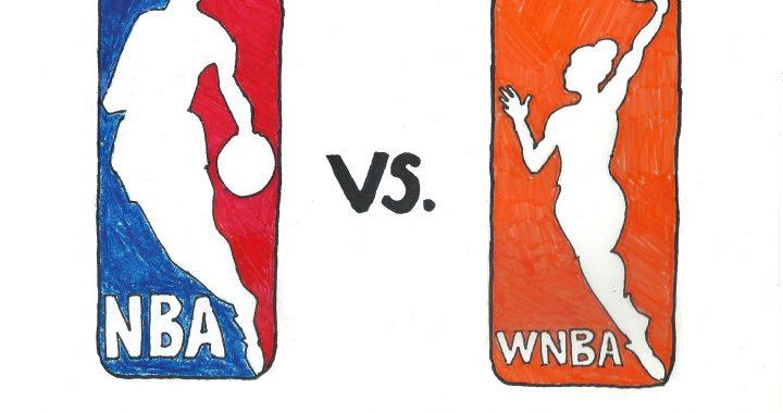 NBA vs. WNBA Salaries