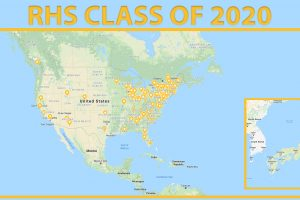 College Destinations: Class of 2020