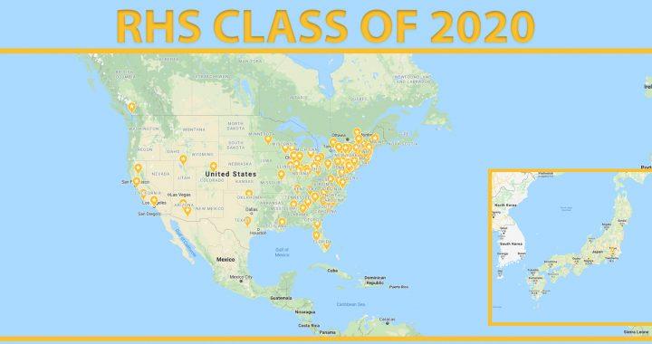 College Destinations: Class of 2020