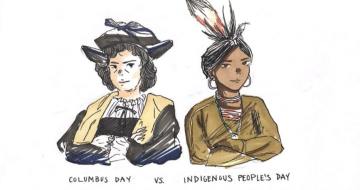 """""""Indigenous Peoples' Day"""" Movement Gains Support"""