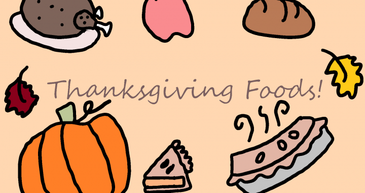 Thanksgiving Foods With A Twist