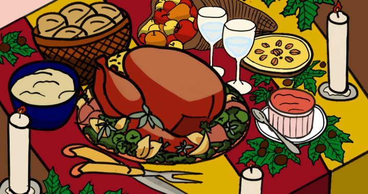 How to Scale Down Holiday Gatherings