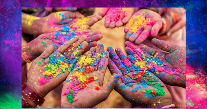 Holi – The Hindi Festival of Colors