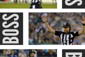 What the Appointment of Maia Chaka, the NFL's first Black Female Official, Means for Women in the NFL