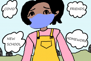 Entering High School in a Pandemic: A Freshman Perspective