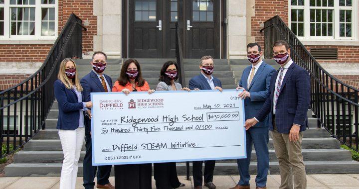 Billionaire Alumnus David Duffield Makes Donation to RHS