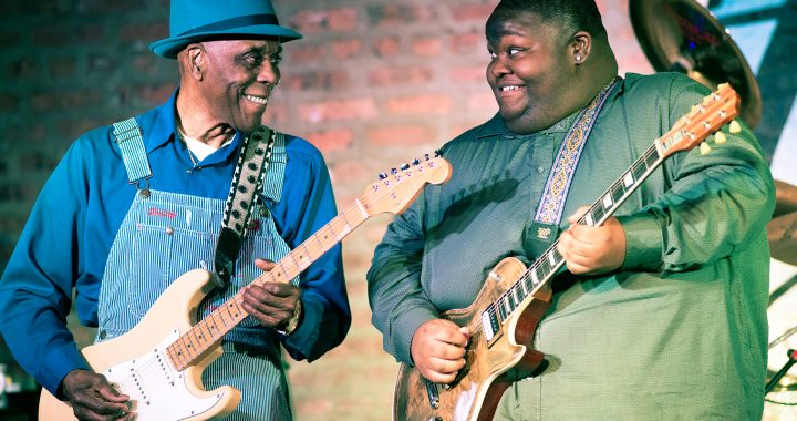 Keeping the Blues Alive and Well
