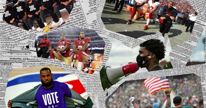 The Power of Athletic Activism