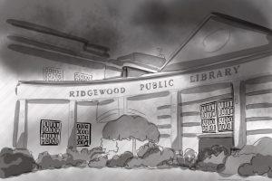 Hurricane Ida VS Ridgewood
