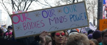 Signs of Resistance: Images From the Women's March on New York City